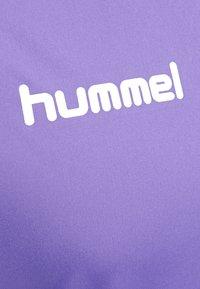 Hummel - DUO SET - Sports shorts - paisley purple/white - 6