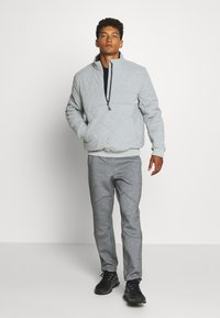 LNDR - JACKET - Training jacket - light grey marl - 1