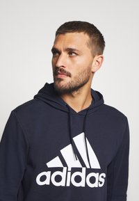 adidas Performance - ESSENTIALS SPORTS INSPIRED HOODED - Mikina skapucí - legend ink - 3