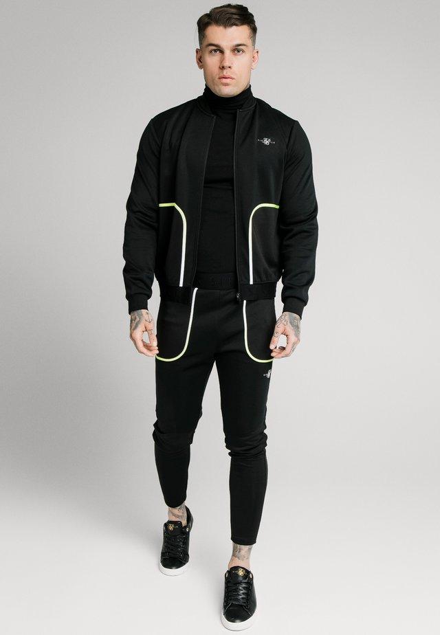 LEGACY FADE - Veste de survêtement - black