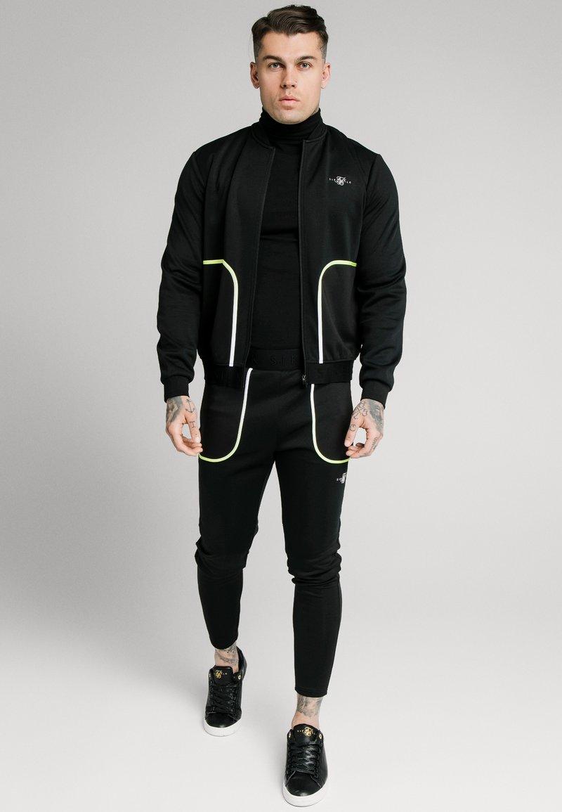 SIKSILK - LEGACY FADE - Giacca sportiva - black