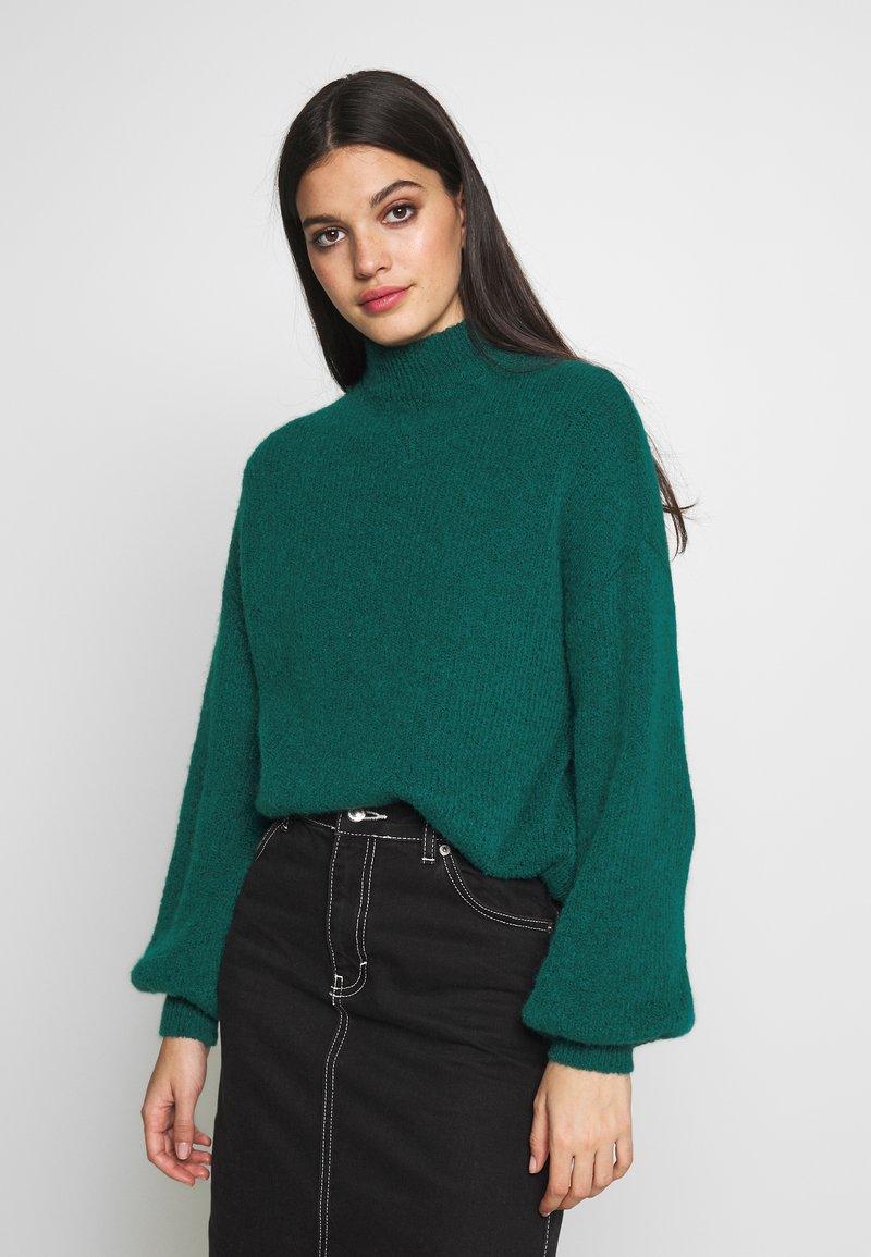 Zign - Jersey de punto - dark green