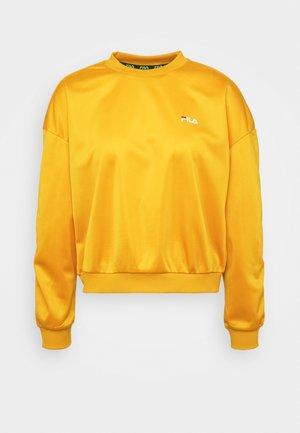 TALLIS CREW - Sweatshirt - orange popsicle
