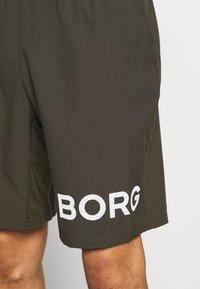 Björn Borg - AUGUST SHORTS - Sports shorts - rosin - 4