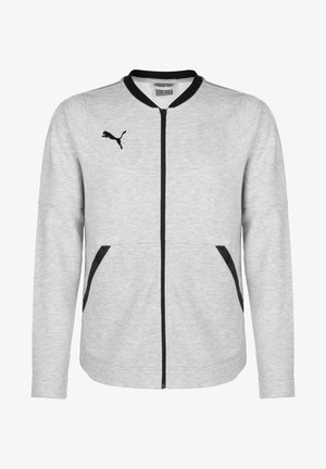 Sports jacket - light gray heather