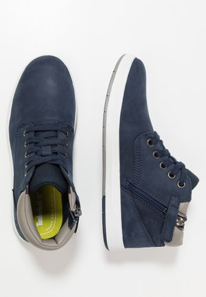 DAVIS SQUARE - Sneakers hoog - navy