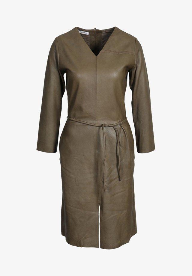 HILJA  - Day dress - grün
