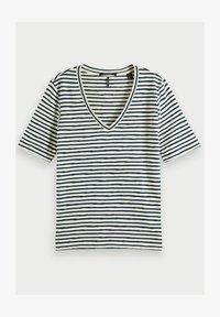Scotch & Soda - Print T-shirt - combo c - 0