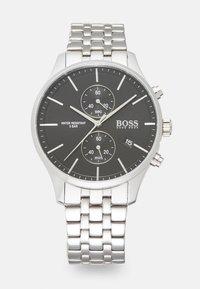BOSS - ASSOCIATE - Cronógrafo - silver-coloured/black - 0