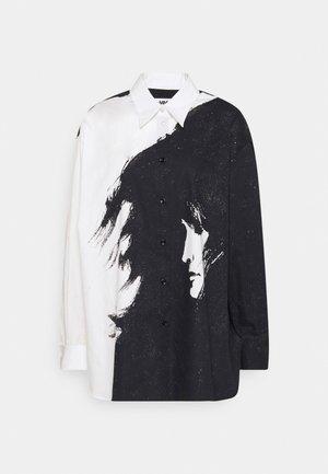 CAMICIA - Button-down blouse - all over nocturne
