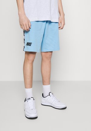 REPEAT  - Shorts - psychic blue/white/black