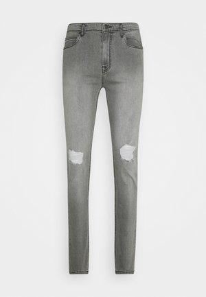 XYLA - Slim fit jeans - grey