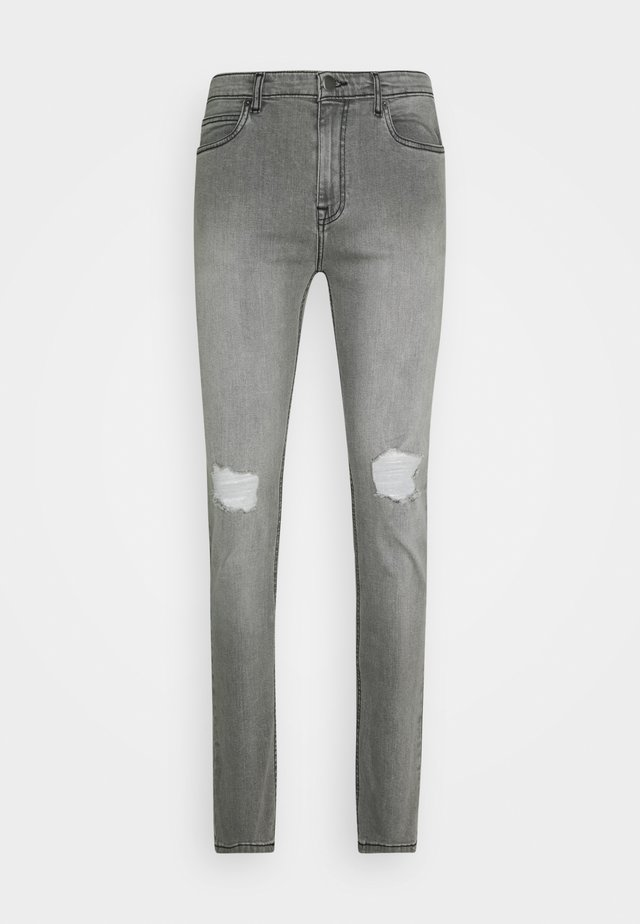 XYLA - Slim fit jeans - grey