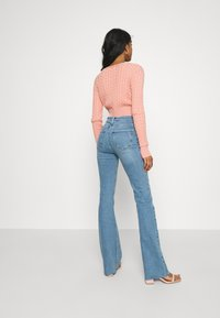 River Island - Flared jeans - light auth - 2