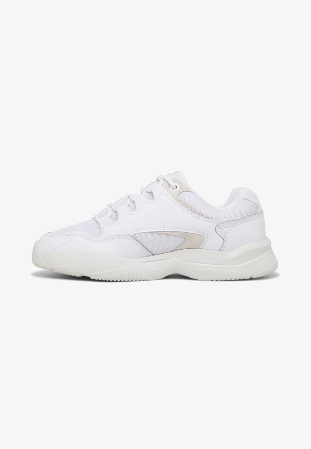 DECEL - Sneakers laag - cream