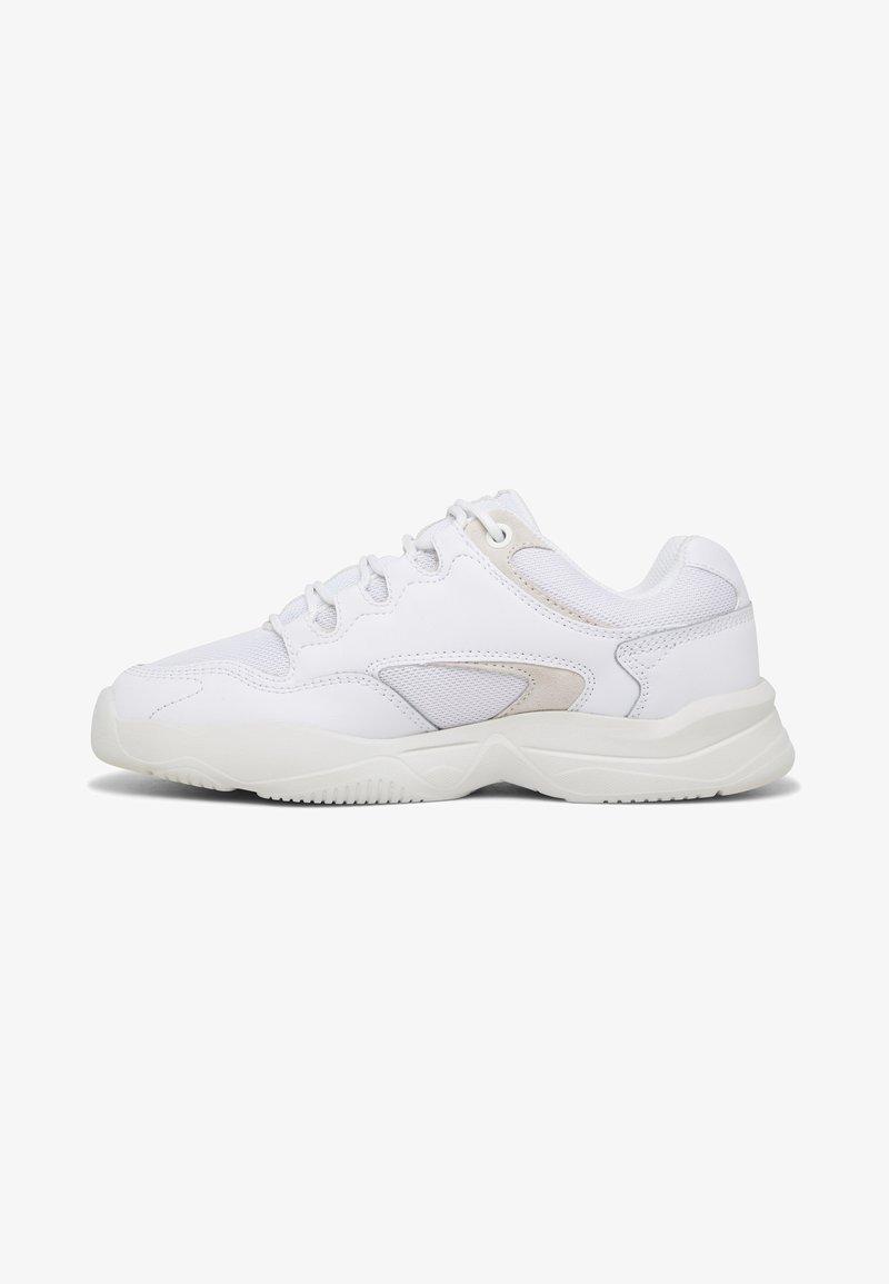 DC Shoes - DECEL - Trainers - cream