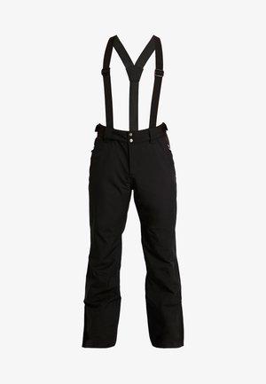 ACHIEVE PANT - Spodnie narciarskie - black