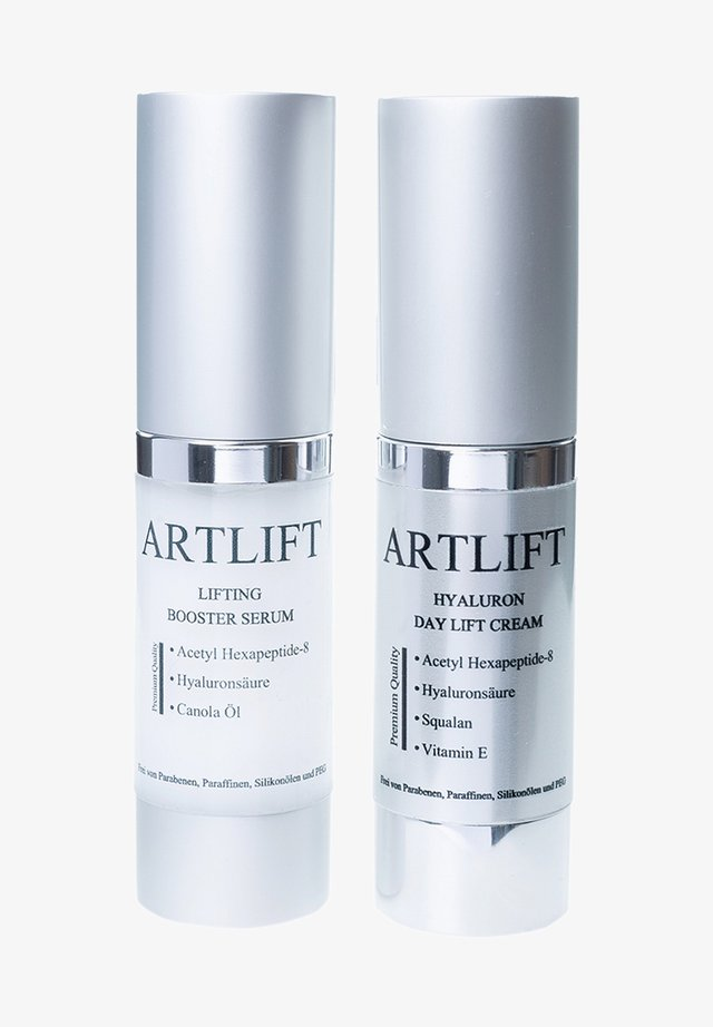 LIFTING BOOSTER & HYALURON DAY LIFT CREAM - Serum - -