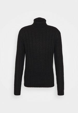 DRAKEN - Sweter - black