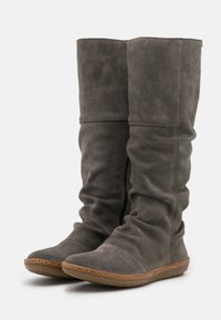 El Naturalista - CORAL - Boots - grafito - 2