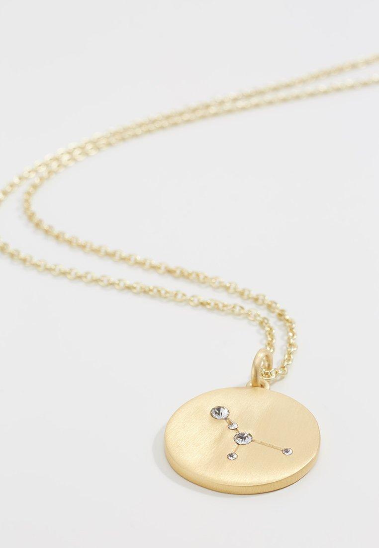 Pilgrim CANCER - Smykke - gold-coloured/crystal/gull qKbBaBOnZW8vFI6