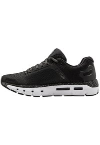 Under Armour - UA W HOVR INFINITE  - Neutral running shoes - black - 0