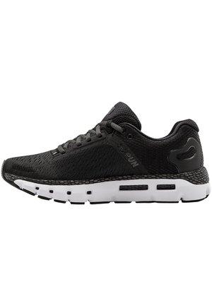 UA W HOVR INFINITE  - Zapatillas de running neutras - black