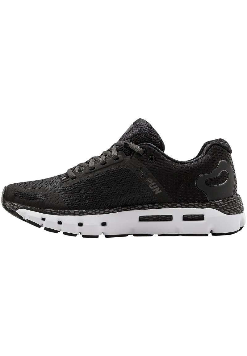 Under Armour - UA W HOVR INFINITE  - Neutral running shoes - black