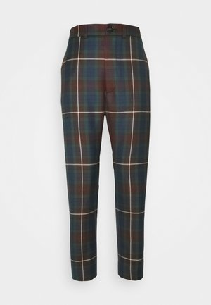 GEORGE TROUSERS - Pantalon classique - brown