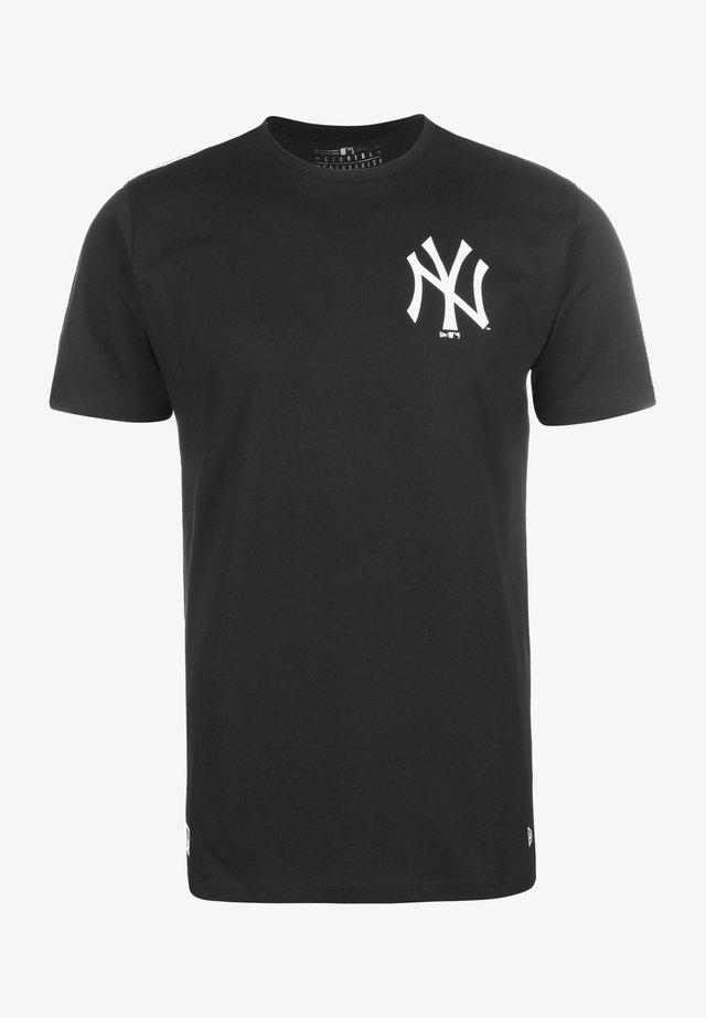 TAPING NY - T-shirt print - blkwhi