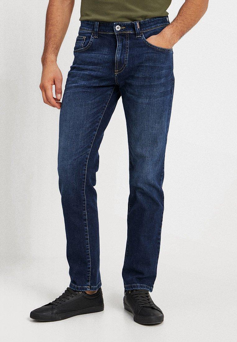camel active - Straight leg jeans - blue