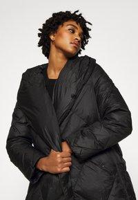 YAS - YASROMANA JACKET - Down coat - black - 3