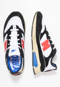 New Balance - MSXRC - Sneakers laag - black/red - 2