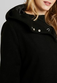 Anna Field Curvy - Short coat - black - 5
