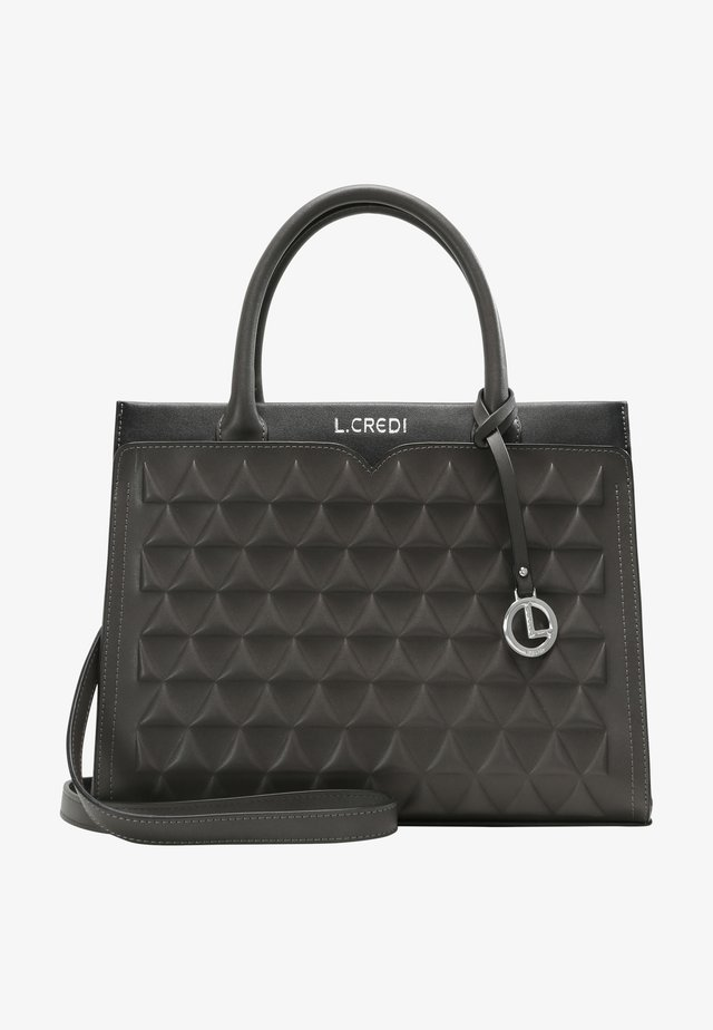 FLORENCE - Handbag - grau/sz