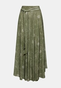 Esprit - Maxi skirt - light khaki - 9