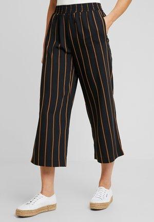 PIALINA  - Trousers - black