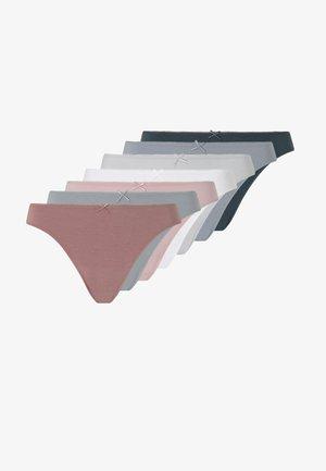 7ER-PACK - Briefs - multi coloured