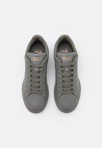 Polo Ralph Lauren - TOP LACE UNISEX - Tenisky - college grey - 3