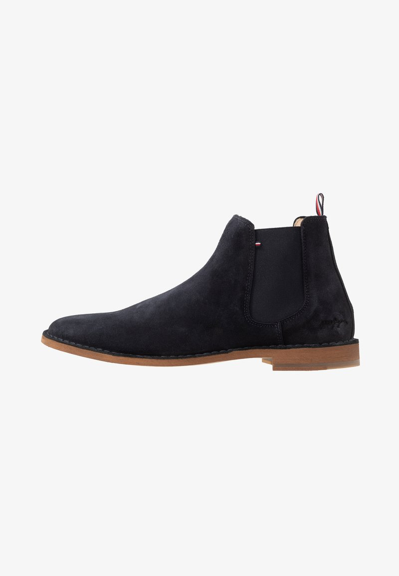 Tommy Hilfiger - DRESS CASUAL CHELSEA - Classic ankle boots - blue