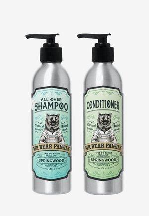 KIT - SHAMPOO & CONDITIONER SPRINGWOOD - Hair set - -
