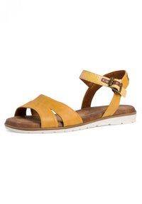 Tamaris - Sandals - saffron comb - 1