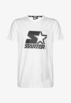 CONTRAST  - T-shirt print - white