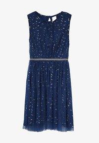 The New - ANNA MARY DRESS - Cocktail dress / Party dress - black iris - 2