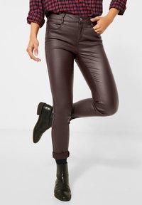 Street One - Trousers - braun - 0
