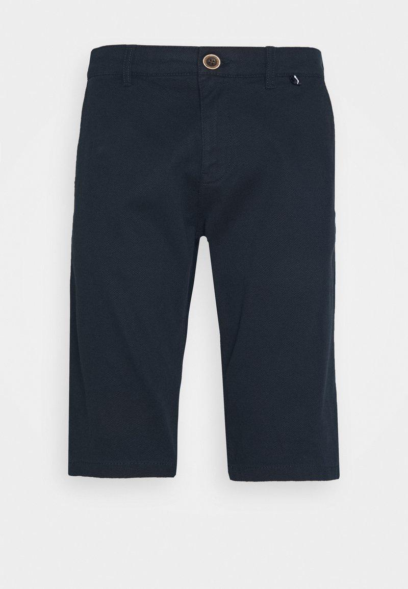 TOM TAILOR - Shorts - dark blue