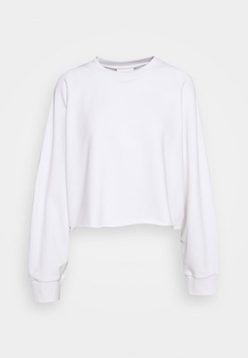 ESTRID - Felpa - white