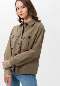 BRAX - Summer jacket - khaki - 0
