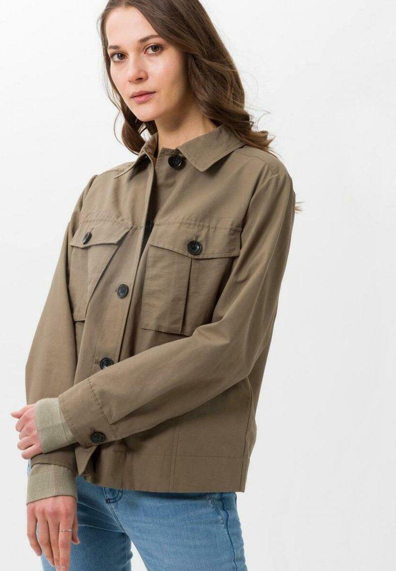 BRAX - Summer jacket - khaki