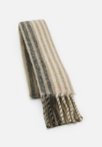 ASTER CHECK - Scarf - light green